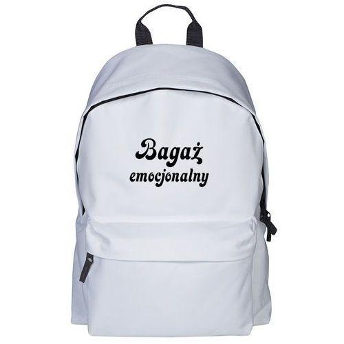 Plecak bagaż emocjonalny marki Megakoszulki