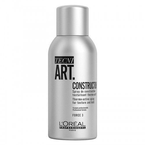 Loreal Tecni Art Constructor, termoaktywny spray utrwalający, 150ml (30160279)