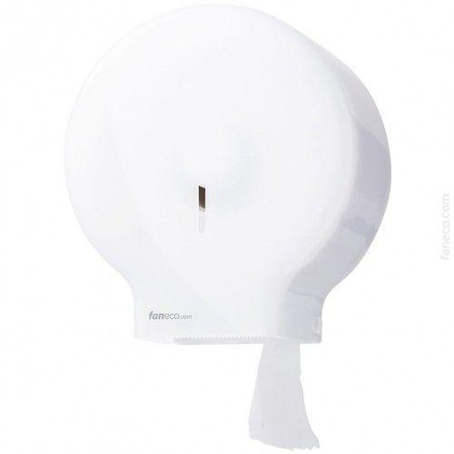 Faneco Pojemnik na papier toaletowy eco biały