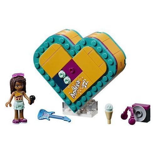 LEGO Klocki Friends Pudełko w kształcie serca Andrei GXP-671412 - DARMOWA DOSTAWA OD 199 ZŁ!!!, 5_671412