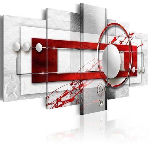 Obraz karmazynowa energia marki Artgeist