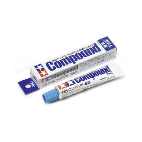Tamiya Polishing compound fine (4950344870691)