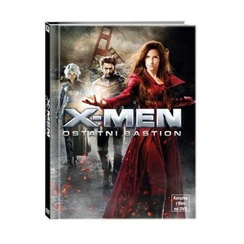 X-MEN Ostatni bastion (DVD) - Brett Ratner. DARMOWA DOSTAWA DO KIOSKU RUCHU OD 24,99ZŁ (5903570154430)