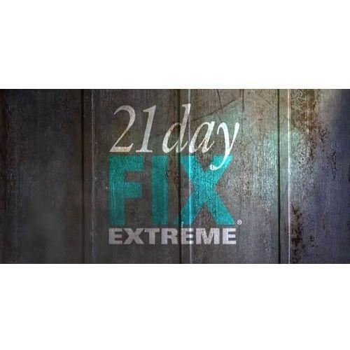 21 day fix extreme wyprodukowany przez Beachb