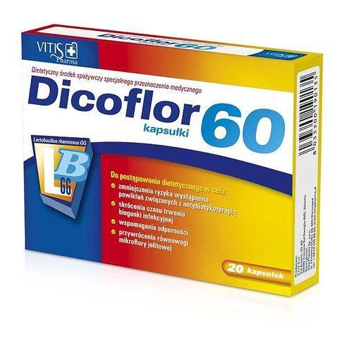 Dicoflor 60 x 20 kaps. *C (8033300190135)