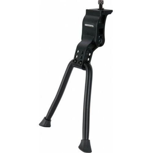 610-03-99_acc nóżka, podpórka rowerowa centralna duo podwójna, regulowana, czarna marki Accent