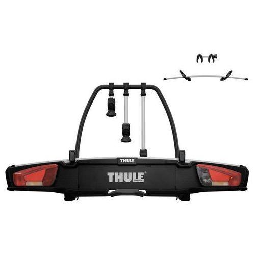 Thule VeloSpace XT 3 13 pin + adapter Bagażnik rowerowy na hak 4 rowery, 37971