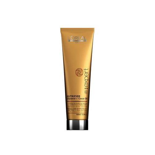 Loreal Nutrifier Blow-dry Cream (dawniej Intense Repair) | Krem termiczny do włosów suchych i przesuszonych - 150ml (3474636382903)