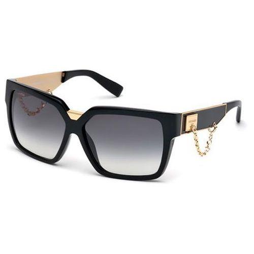 Okulary słoneczne dq0167 doris 01b marki Dsquared2