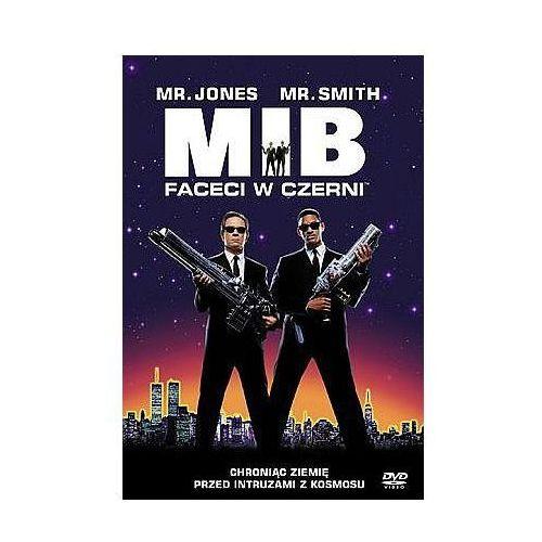 Faceci w czerni (DVD) - Barry Sonnenfeld (5903570107085)