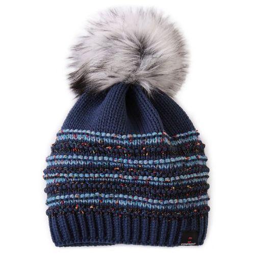 czapka zimowa inland blue 485 wyprodukowany przez Confront