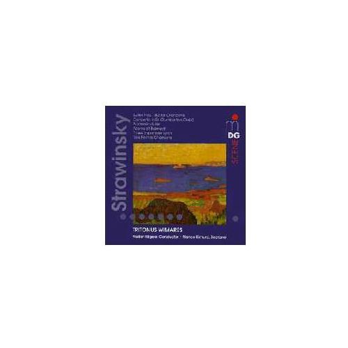 Strawinsky: Works For Chamber Orchestra, 631 0717-2
