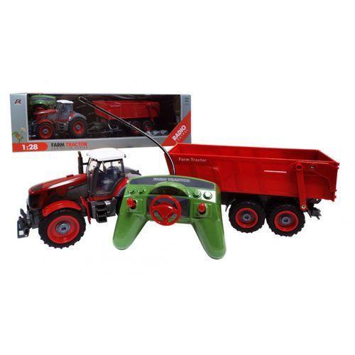 Traktor  zdalnie sterowany 1:28 + darmowy transport! marki Swede