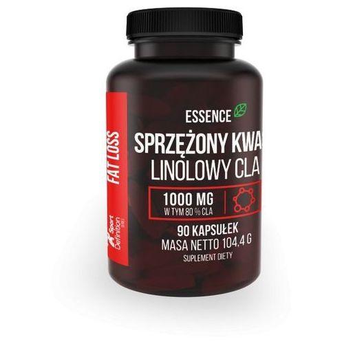 Suplement prozdrowotny sport definition sprzężony kwas linolowy cla 90 kaps najlepszy produkt marki Essence