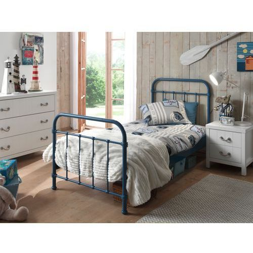Vipack Metalowe łóżko new york nybe9007 dla dziecka (5420070217071)