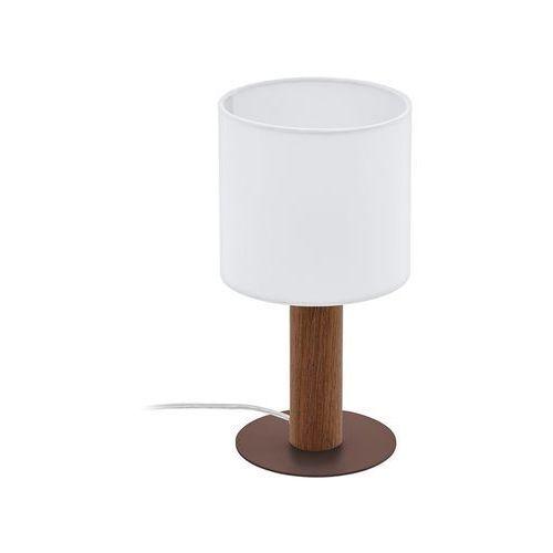 Eglo 97681 - Lampa stołowa CONCESSA 3 1xE27/40W/230V