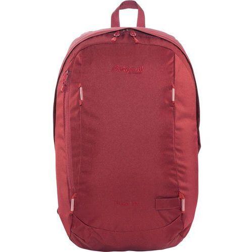 Bergans hugger 30 l plecak czerwony 2018 plecaki szkolne i turystyczne (7031581835500)