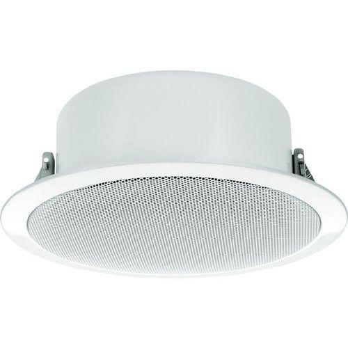 Głośnik sufitowy PA do zabudowy Monacor EDL-11TW, 60 - 20 000 Hz, 100 V, Kolor: biały, 1 szt. - produkt z kategorii- Głośniki i monitory odsłuchowe