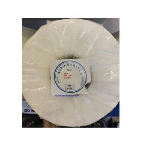 Agrowółknina zimowa pp 50 g/m2 biała 1,1 x 100 mb. marki Agrokarinex