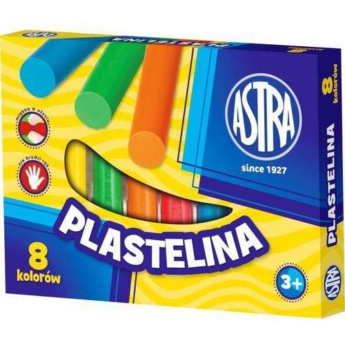 Astra Plastelina 8kol. 83814902