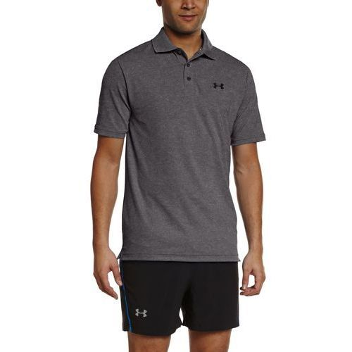 Under Armour koszulka polo męska Performance, szary, l (0887547878657)