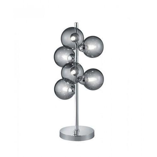 Lampa stołowa Trio Leuchten ALICIA Chrom, 6-punktowe - Nowoczesny/Vintage - Obszar wewnętrzny - ALICIA - Czas dostawy: od 3-6 dni roboczych