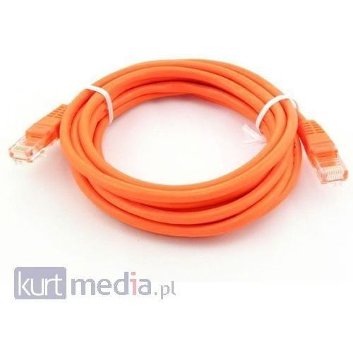 Qoltec Kabel Patchcord CROSSOVER, CAT5E 5.0m, 1_189054