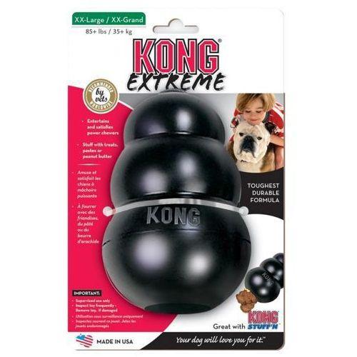 OKAZJA - Kong company Kong extreme xxl, kolor czarny