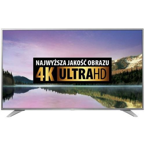 TV LED LG 55UH6507. Najniższe ceny, najlepsze promocje w sklepach, opinie.