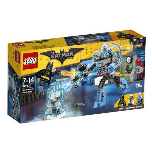 LEGO Batman the Movie, Lodowy atak Mr. Freeze'a, 70901 - BEZPŁATNY ODBIÓR: WROCŁAW!