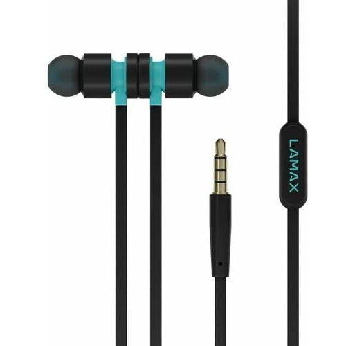 Słuchawki dokanałowe LAMAX Spire1 Czarny