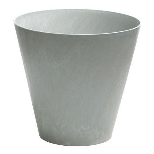 Doniczka tubus beton : średnica - 300 mm, kolor - beton marki Prosperplast