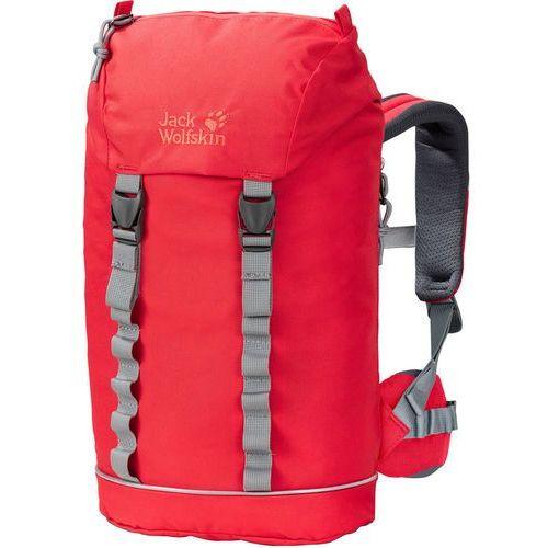 Jack Wolfskin Jungle Gym Plecak czerwony 2018 Plecaki szkolne i turystyczne, kolor czerwony