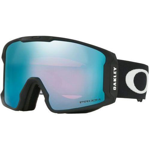 line miner gogle narciarskie black marki Oakley