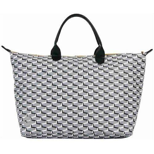 torba podróżna MI-PAC - Weekender Links Grey/Black (003) rozmiar: OS
