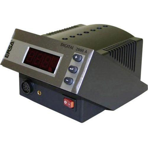 Zasilacz do stacji lutowniczej wyświetlacz: cyfrowy 80 W Ersa 0DIG203A +50 do +450 °C - sprawdź w wybranym sklepie