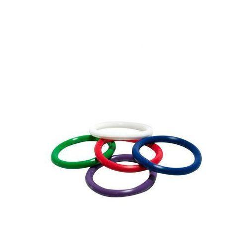 Zestaw 5 Kolorowych Pierścieni na Penisa | 100% DYSKRECJI | BEZPIECZNE ZAKUPY