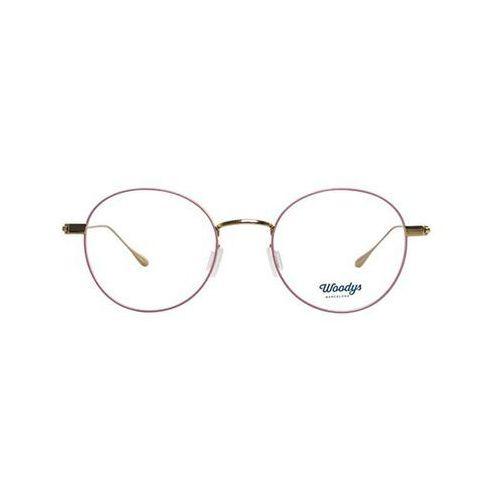 Okulary korekcyjne fox 04 marki Woodys barcelona