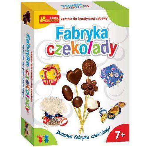 Zestaw do kreatywnej zabawy - Fabryka czekolady