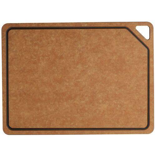 Deska do krojenia ekologiczna - z papieru i żywicy kitchen craft (newoodfibbrd44)