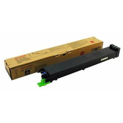 Sharp oryginalny toner mx-31gtba, black, 18000s, sharp mx-2301n, mx-2600n, mx-3100 (4974019591483)