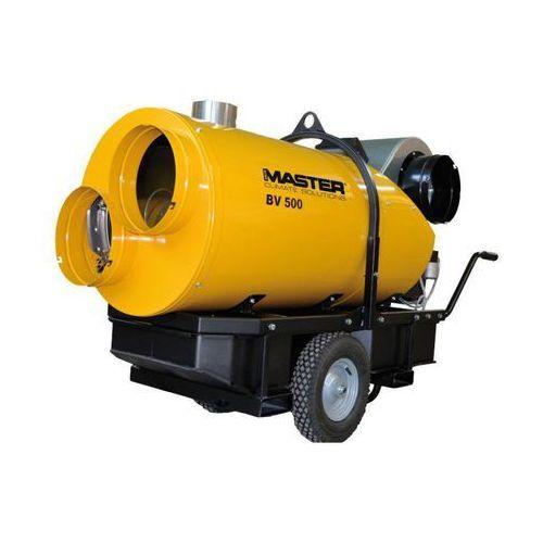 Nagrzewnica olejowa z odprowadzaniem spalin master bv 500-13c + gratis - partner firmy master + serwis marki Master - partner handlowy