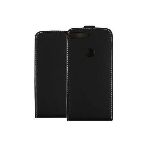 Huawei Nova 2 Lite - etui na telefon Forcell Slim Flexi - czarny