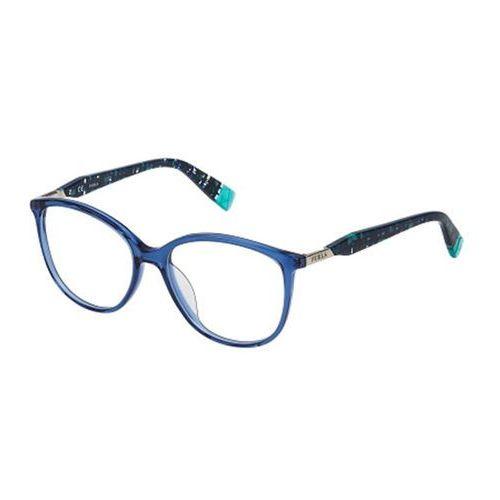 Furla Okulary korekcyjne  vfu029 0g35