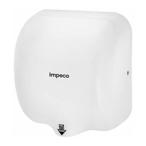 Impeco Automatyczna suszarka do rąk stream flow white | 200m3/h | 10s | 1800w | 290x170x(h)320mm