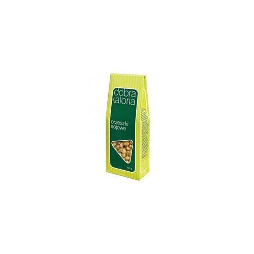 Orzeszki sojowe 60g - Dobra Kaloria, 6955