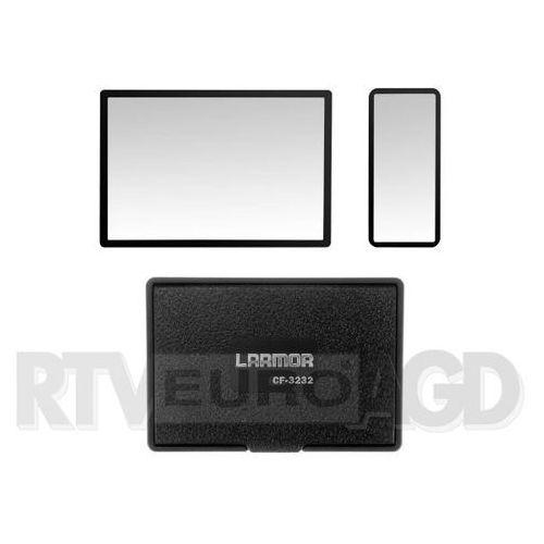 GGS Osłony LCD ochronna i przeciwsłoneczna Larmor GEN5 do Canon 5D Mark III 5DS5DS R (6970990940164)