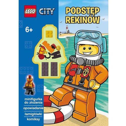 Lego City. Podstęp rekinów - Praca zbiorowa (2014)