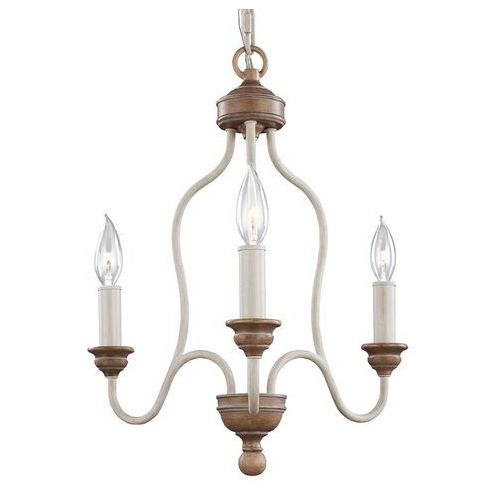Lampa wisząca HARTSVILLE 3 FE/HARTSVILLE3 - Elstead Lighting - Rabat w koszyku (5024005281511)
