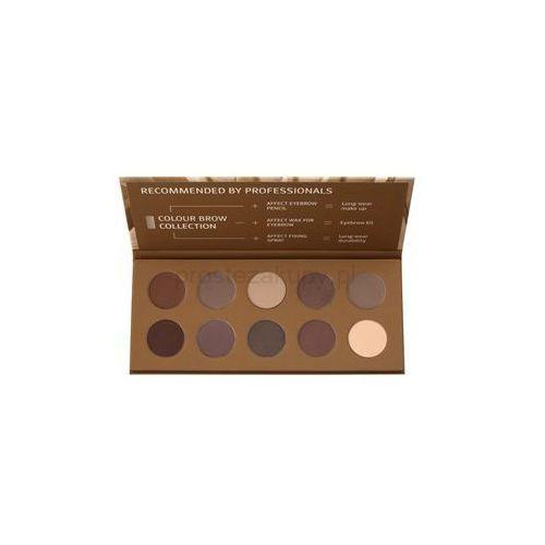 Affect Color Brow Colection paletka do brwi + do każdego zamówienia upominek.